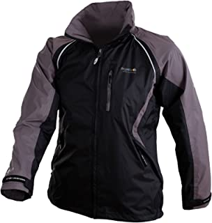 Regatta Leonie Jacket Black/Firewood 18
