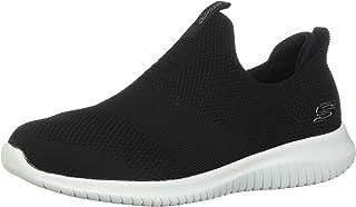 Skechers Ultra Flex-First Take, Zapatillas sin Cordones Mujer