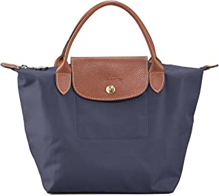 Longchamp Le Pliage Small Nylon Mini Travel Tote Handbag