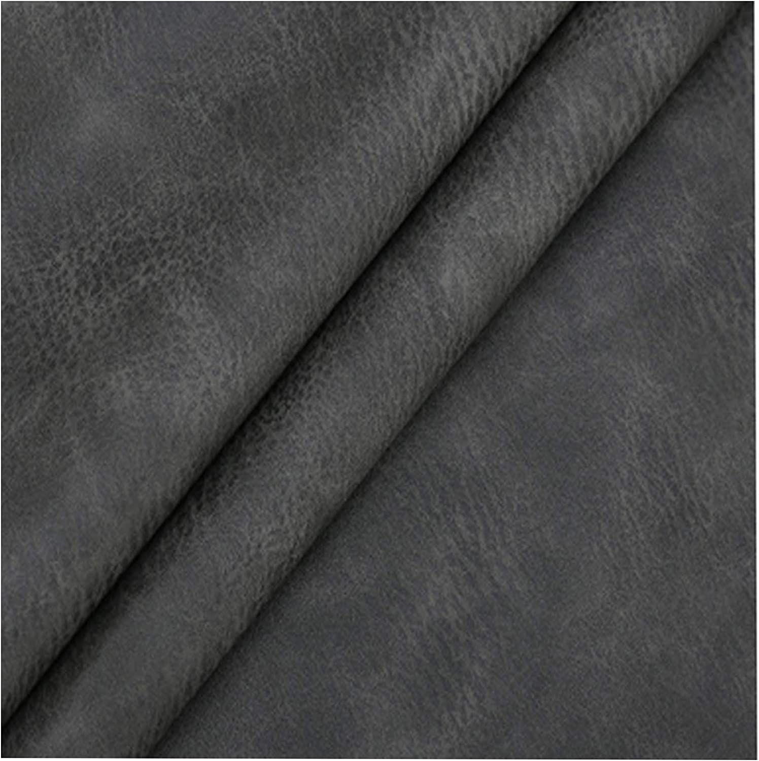 Grained Faux Leather Fabric 1.2mm Inventory cleanup selling sale Thick Leatherette Leathe Columbus Mall Vinyl