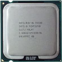Refurbished Intel Pentium Dual-Core E5500 2.8GHz 800MHz LGA775 SLGTJ