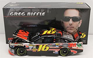 Lionel Racing Greg Biffle 2014 3M 1:24 Color Chrome Nascar Diecast