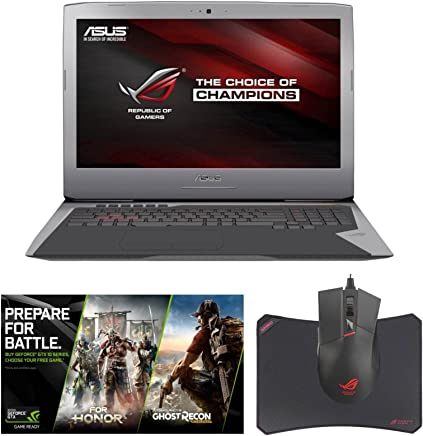 Amazon com: ASUS ROG G752VM - Used / Computers & Accessories