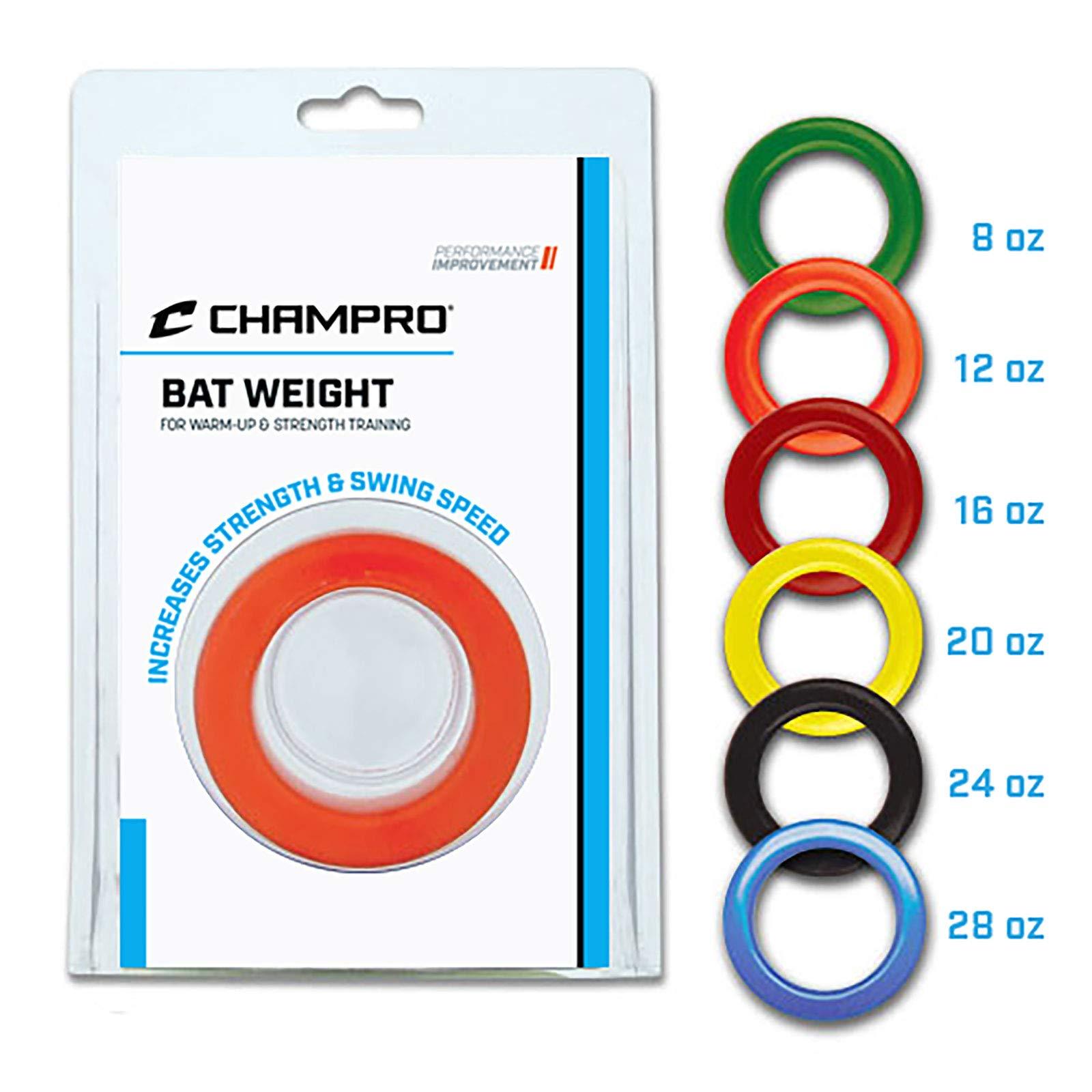 Champro Weight Blister Green 8 Ounce