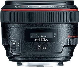 Canon EF 50mm f/1.2L USM Standard lens