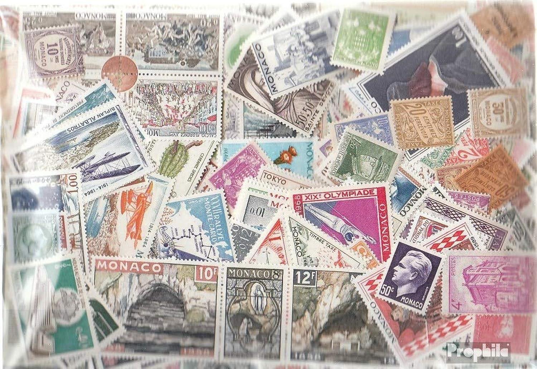 en stock Prophila Collection Mónaco 600 Diferentes Sellos (Sellos (Sellos (Sellos para los coleccionistas)  envío gratis