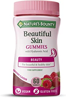 Nature's Bounty Beautiful Skin, rosa, 60 count