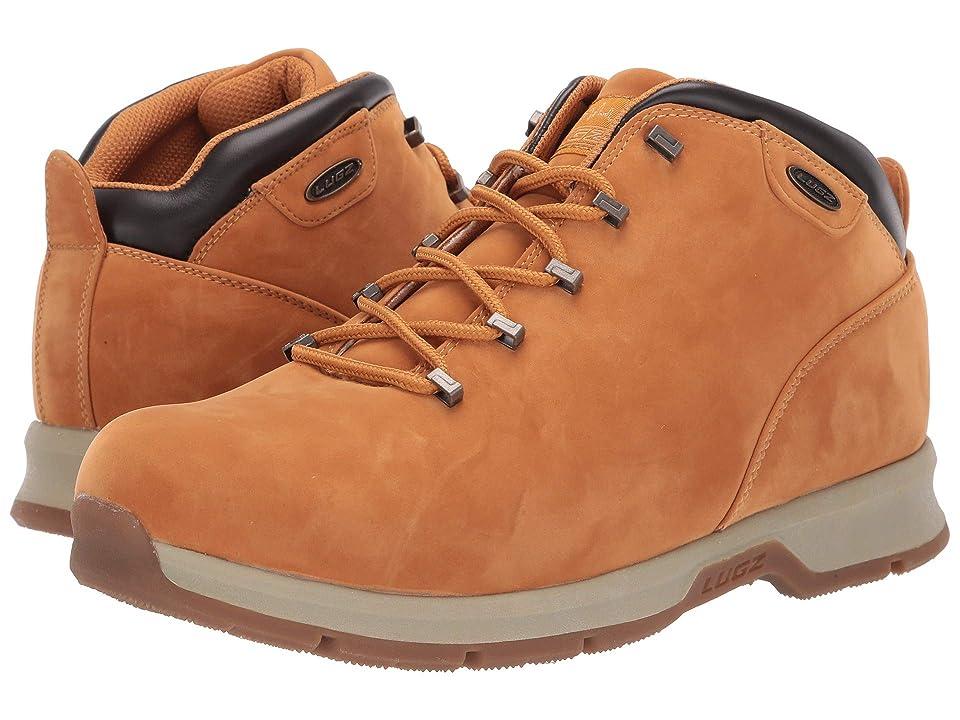Lugz Jam X Chukka Boot (Golden Wheat/Bark/Cream/Gum) Men