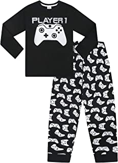 The PyjamaFactory Pigiama Mimetico per Ragazzi all I Care About is Gaming.