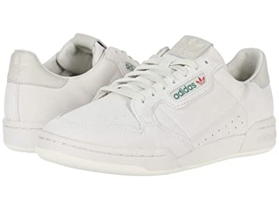 adidas Originals Continental 80 (Raw White/Raw White/Off-White) Men