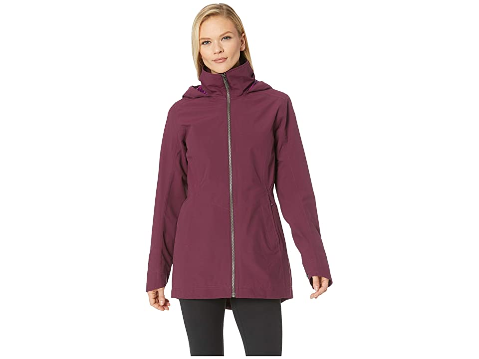 Marmot Lea Jacket (Dark Purple) Women