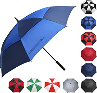 gustbuster doorman 68 umbrella black