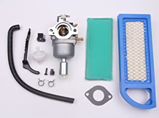 BH-Motor New Carburetor with Air Filter for Briggs & Stratton 792768, 697141, 697190, 698445, 791888, 793224, 792358, 791858
