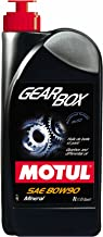 Motul 31721L Gearbox 80W-90 Molybdenum Bisulphide (MoS2) Reinforced Extreme Pressure Gearbox and Differential Lubricant - 1 Liter