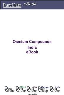 Osmium Compounds in India: Market Sales