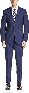 Cerruti 1881 Men's Pin Dot 2 Button Suit