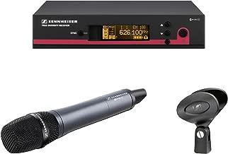 Sennheiser Consumer Audio Compatible with Sennheiser EW 135 G3-A-US handheld cardioid EW system
