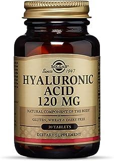 Solgar Ácido Hialurónico Complex. Prevención