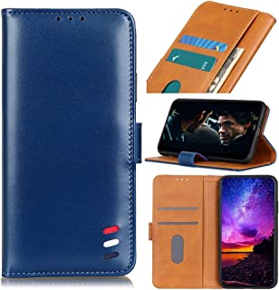 3-Color Pearl Texture Magnetic Buckle Horizontal Flip PU Leather Case with Card Slots & Wallet & Holder اكسسوارات الهاتف ا...