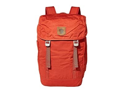 Fjallraven Greenland Top (Cabin Red) Backpack Bags