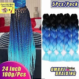 Best color braiding hair Reviews