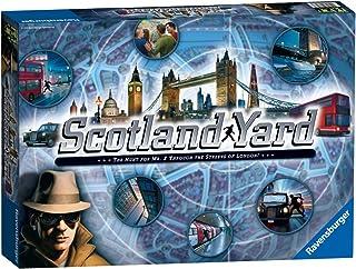 スコットランドヤード (Scotland Yard) ボードゲーム