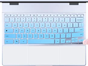 CaseBuy Keyboard Cover Compatible 2018/2017 Release Google Pixelbook 2-in-1 Chromebook 12.3