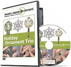 Holiday Ornament Trio