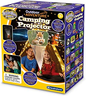 Brainstorm Outdoor Adventure Camping Projector
