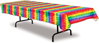 Tie-Dyed Tablecover Party Accessory (Value 3-Pack_