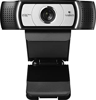 Logitech Webcam Pro Ultra Wide Angle HD Web Camera