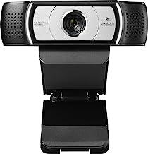 Logitech Webcam Pro Ultra Wide Angle HD Web Camera