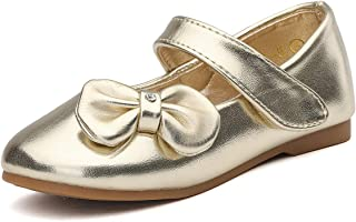 Toddler Girls Dress Ballerina Mary Jane Flats Shoes
