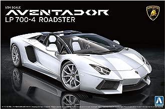 1/24 Super Car Series No.12 Lamborghini Aventador LP700-4 Roadster by Aoshima