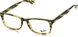 RX5228M Square Eyeglass Frames