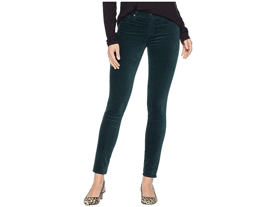 AG Adriano Goldschmied Leggings Ankle in Verdant (Verdant) Women's Jeans, Green