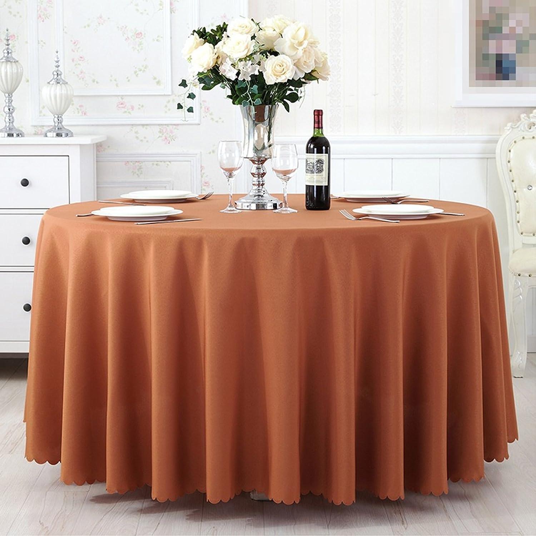 Tischdecken Tischdecke Tisch Tischdecke Tischtuch ( Farbe   Braun , größe   320CM ) B01NBQNO30 Primäre Qualität  | Deutschland München