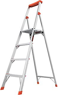 Sponsored Ad - Little Giant Ladders, Flip-N-Lite, 6-Foot, Stepladder, Aluminum, Type 1A, 300 lbs Rated (15270-001)