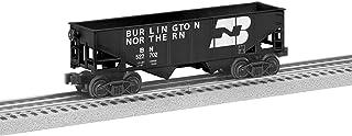 Lionel Burlington Northern Hopper, Electric O Gauge Model Train Cars, 6-Pack