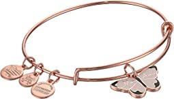 Alex and Ani - Color Infusion, Mon Amie Butterfly Bracelet