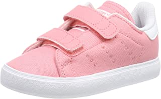 check out 6f962 9127c adidas Stan Smith Vulc, Chaussures Bébé Marche Fille