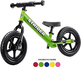 STRIDER(ストライダー) 12 SPORT (スポーツ) バランスバイク18ヶ月から5歳に最適 グリーン [並行輸入品]