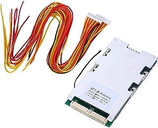 EVTSCAN Senaste 72v BMS litiumbatteriladdarkort, 20S 3,2V 60A litiumbatteriladdningsskyddskort BMS PCB-kort med balansladd...