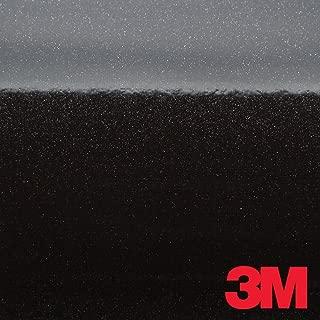 3M 1080 G212 Gloss Black Metallic 5ft x 3ft (15 Sq/ft) Car Wrap Vinyl Film