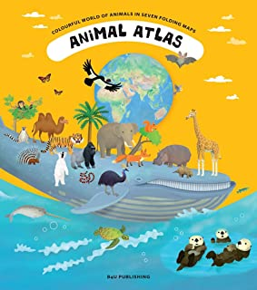 Animal Atlas: A Voyage of Discovery for Young Zoologists