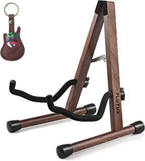 Wooden Guitar Stand Acoustic Guitar Stand Floor, Electric...