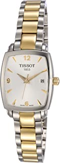 Tissot Everytime Women's Silver Dial Stainless Steel Band Watch - T057.910.22.037.00