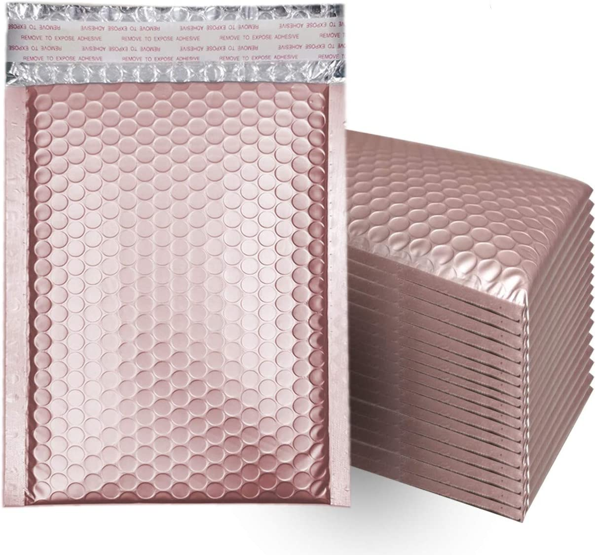 Houston Mall Selling and selling 6x10 Inch Matte Glamour Metallic Mailers Self-seal Bubble Closu