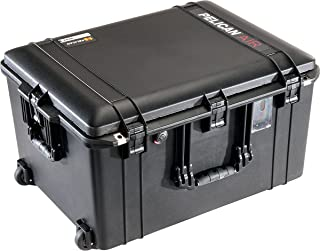 Pelican Air 1637 Case with Padded Dividers (Black)