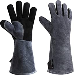Best fire resistant gloves for fireplaces